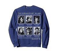 Breakfast Club Year Book Club Photos Graphic Shirts Sweatshirt Navy