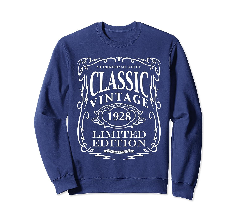 Vintage 1928 – 91st Birthday Gift Sweatshirt