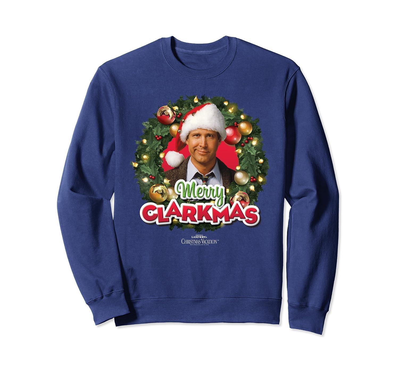 Christmas Vacation Merry Clarkmas Sweatshirt