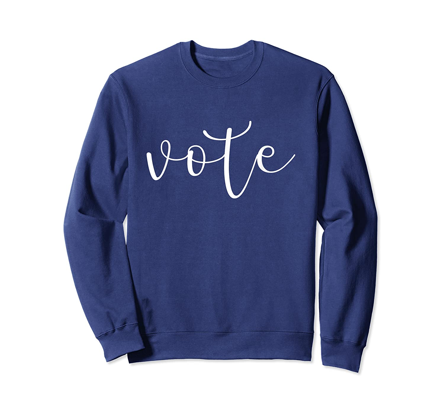 Vote Shirt Election Day 2020 Crewneck Sweater