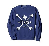 Texas 1845 Shirts Sweatshirt Navy