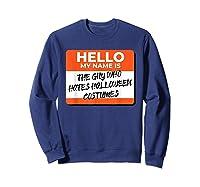 Halloween Inspired Design For Horror Lovers Shirts Sweatshirt Navy