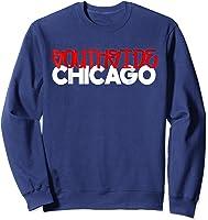 S S Chicago Shirts For | Southside Chi Shirt Sweatshirt Navy