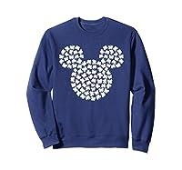 Disney Mickey Mouse Shamrocks St Patrick S Day T Shirt Sweatshirt Navy