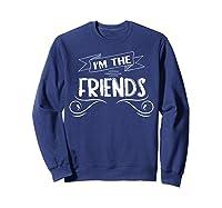 If Drunk Or Lost Return To My Friend Matching Shirts Sweatshirt Navy
