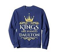 Kings Are Named Daulton Shirts Sweatshirt Navy