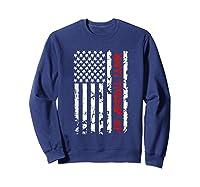 Anti Af Trump Impeach Trump T Shirt Sweatshirt Navy