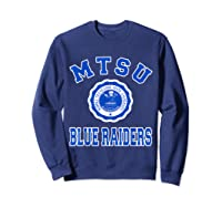Middle Tennessee State 1911 University Apparel T Shirt Sweatshirt Navy