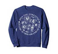 Gardens T Shirt Losing My Minds And Finding My Souls T Shirt Sweatshirt Navy