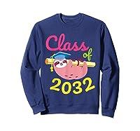 Kindergarten First Day Back To School Girl Shirts Sweatshirt Navy