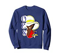 Masonic Store: Oes Order Of The Eastern Star Labor Day Gift T-shirt Sweatshirt Navy