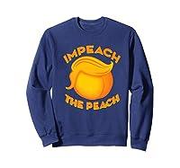 Impeach Halloween Premium T Shirt For Girls And Adults Sweatshirt Navy