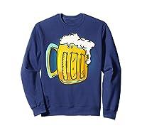 I Like Beer Shirt Professional Drinker Shirt Craft Beer Tee Sweatshirt Navy