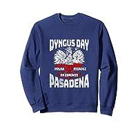 Pasadena California Dyngus Day Polish Eagle Tank Top Shirts Sweatshirt Navy