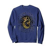 June Girl The Soul Of A Mermaid Tshirt Funny Gifts Premium T Shirt Sweatshirt Navy