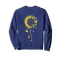 You Are My Sunshine Sunflower Goat For Woman Shirts Sweatshirt Navy