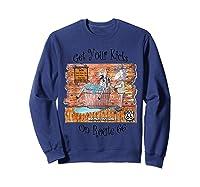 Bathing Burro Shirts Sweatshirt Navy