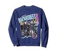 Vintage Backstreet Boy T Shirt Gift Halloween T Shirt Sweatshirt Navy