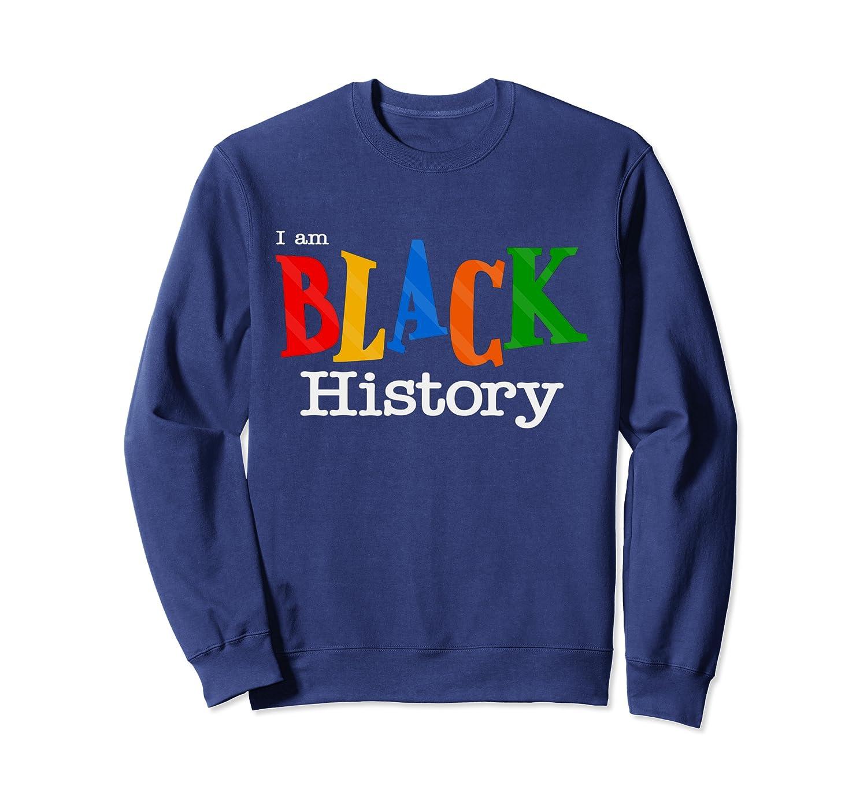 Vintage Black History Month Shirt Fist Gift Women Men Shirt Sweatshirt