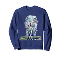 Cow Nation Of Legends Gift For T Shirt T Shirt Sweatshirt Navy
