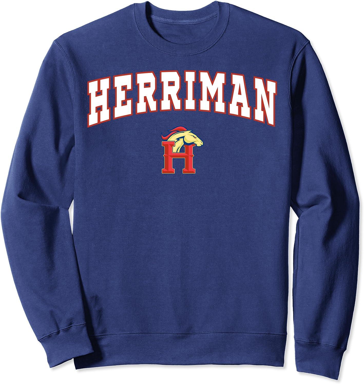 Munich American High School Mustangs Unisex Sweatshirt