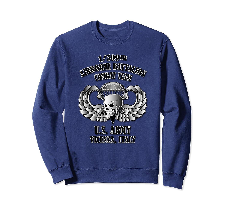 1/509th Airborne Battalion Combat Team (Front Design) Sweatshirt