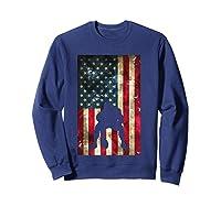 Flag Football Pittsburgh Lineman Gift Shirts Sweatshirt Navy
