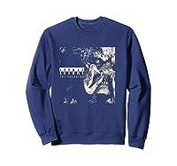 Predator Lethal T-shirt Sweatshirt Navy