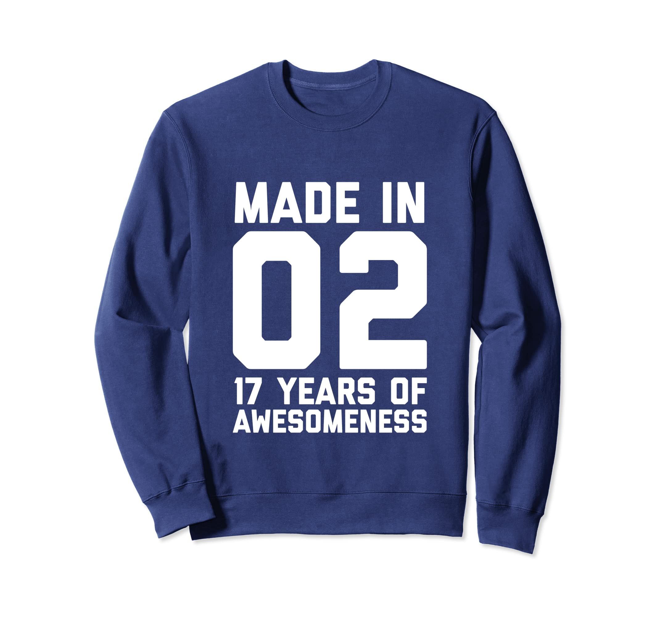 Amazon 17th Birthday Sweatshirt Girls 17 Year Old Daughter Gifts Clothing