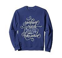 Sunshine Mixed Little Hurricane Shirts Sweatshirt Navy