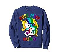Free Mom Hugs Lgbt Gay Pride T-shirt Sweatshirt Navy