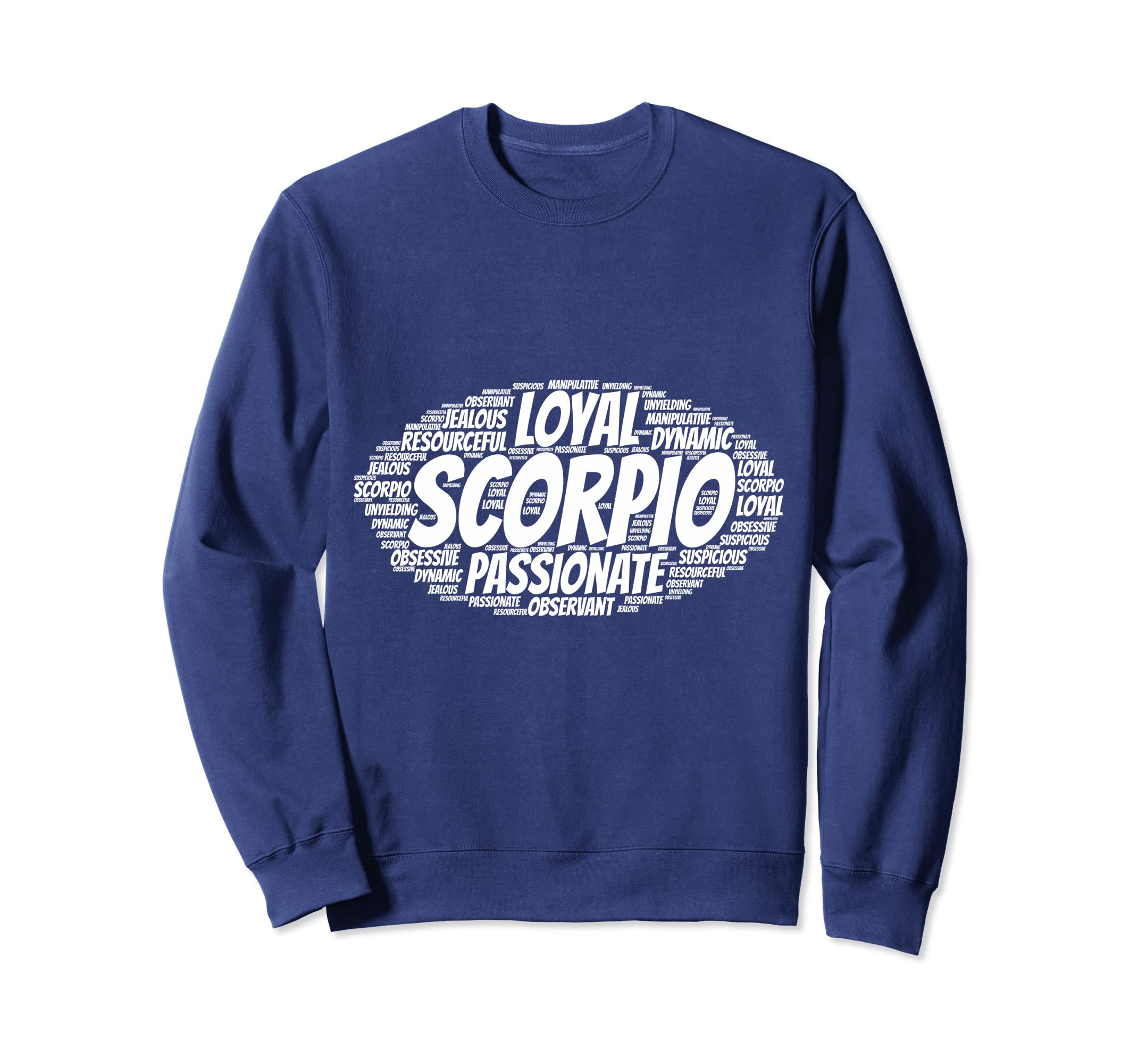 Amazon com: Scorpio horoscope daily weekly & monthly pullover T