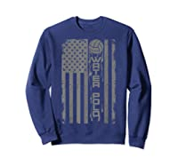 Water Polo Shirt | Cute Team Aquatic Sport Tee Usa Gift Sweatshirt Navy