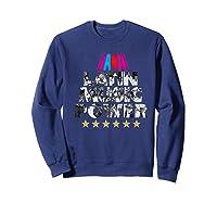 Fania All Star Latin Power Shirts Sweatshirt Navy