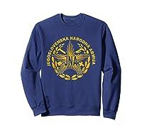 Jugoslovenska Nardona Armija Yugoslav People S Army Shirt Sweatshirt Navy