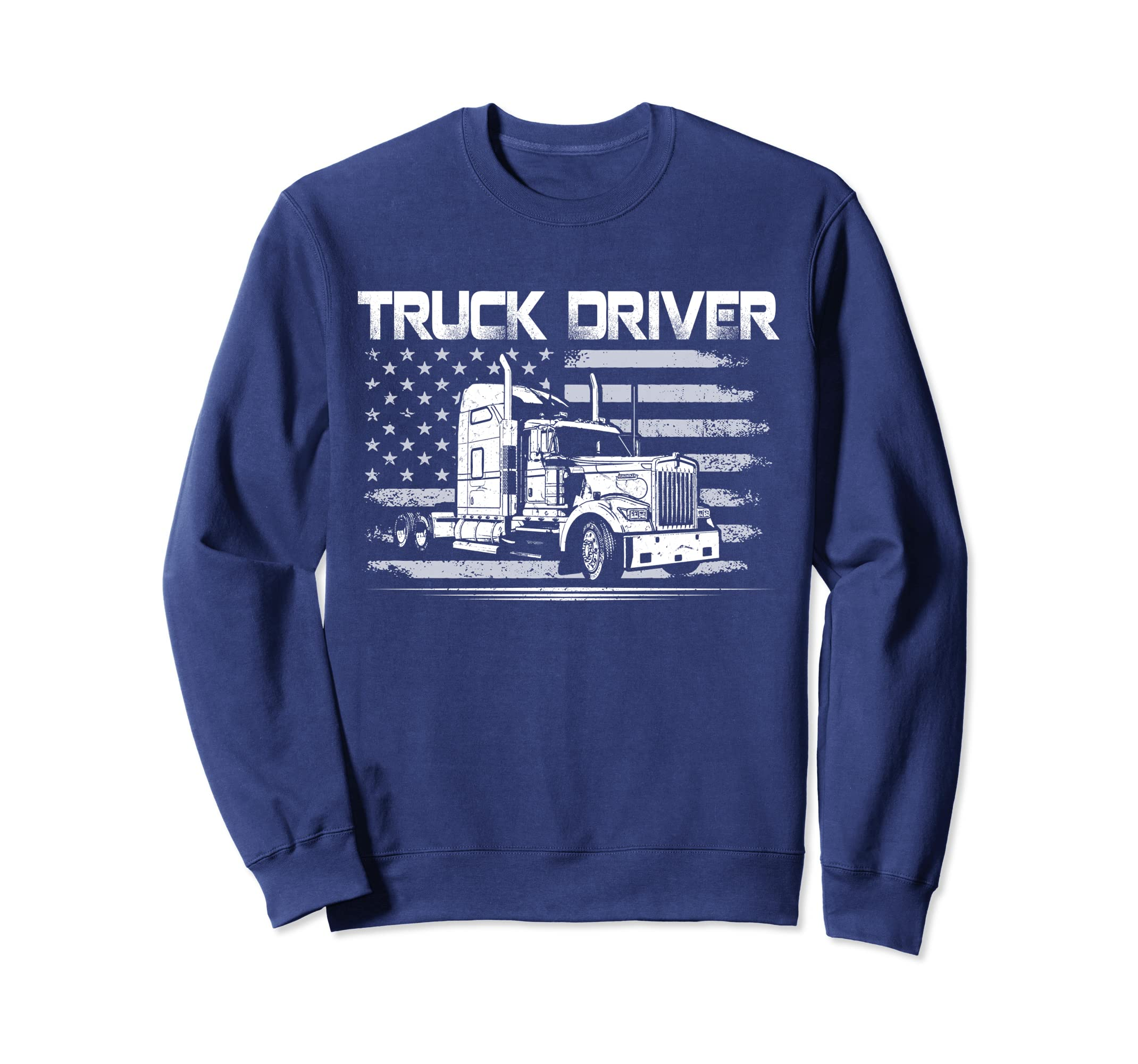 f1f88846ebc Amazon.com  Trucker Made Up Logbook - Truck Driver   Trucking T-Shirt   Clothing