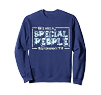 Hebrew Israelite Clothing We Are A Special People Israel Shirts Sweatshirt Navy