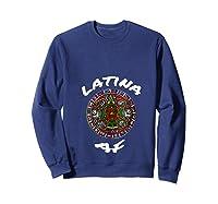 Latina Af For Proud Shirts Sweatshirt Navy