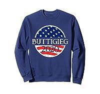 Go Pete Buttigieg President 2020 Election Shirt Democrat Sweatshirt Navy