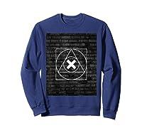 Playstation Playstation Woodcut 2 Shirts Sweatshirt Navy