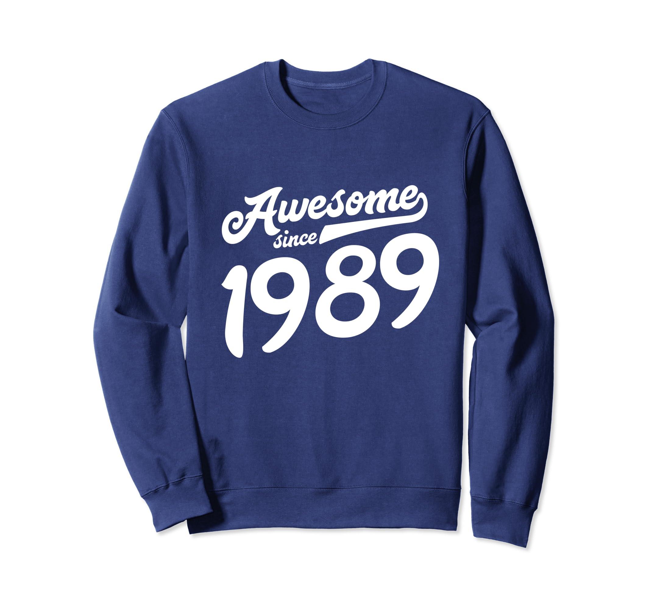 Amazon 30th Birthday Sweatshirt For Son Gifts 30 Year Old Men Clothing