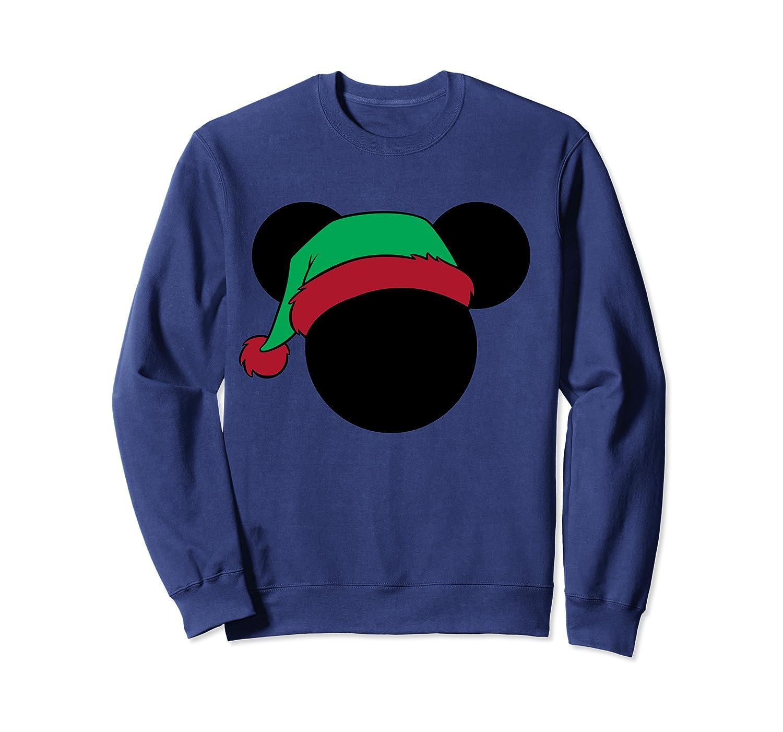 Disney Mickey Elf T Shirt Crewneck Sweater