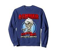 Achmed The Dead Terrorist Atlantic City Nj Shirt Sweatshirt Navy