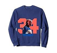 Uncle Drew Big Fella 34 Shirts Sweatshirt Navy