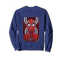 Marvel Spider-man: Far From Home Spidey Tank Top Shirts Sweatshirt Navy