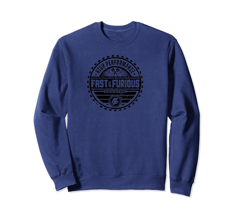 Fast Furious Classic Garage Logo Ted Shirts Crewneck Sweater