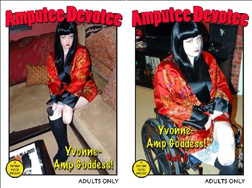 AMPUTEE DEVOTEE Series (2 Book Series)