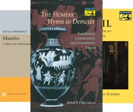 Mythos: The Princeton/Bollingen Series in World Mythology (16 Book Series)