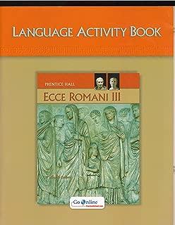 ECCE ROMANI Level III: Language Activity Book (2009, 4th Edition)