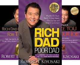 Rich Dad Poor Dad Series (13 Book Series)